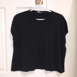 💜 3/25$ Aritzia Boxy T-Shirt / Wilfred Free